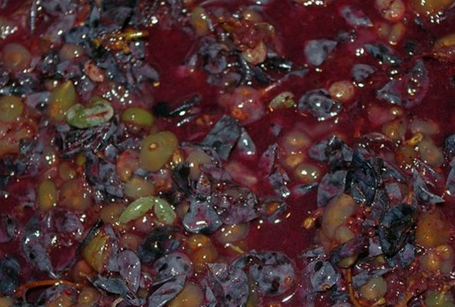 Вино из винограда в домашних условиях: рецепты 9