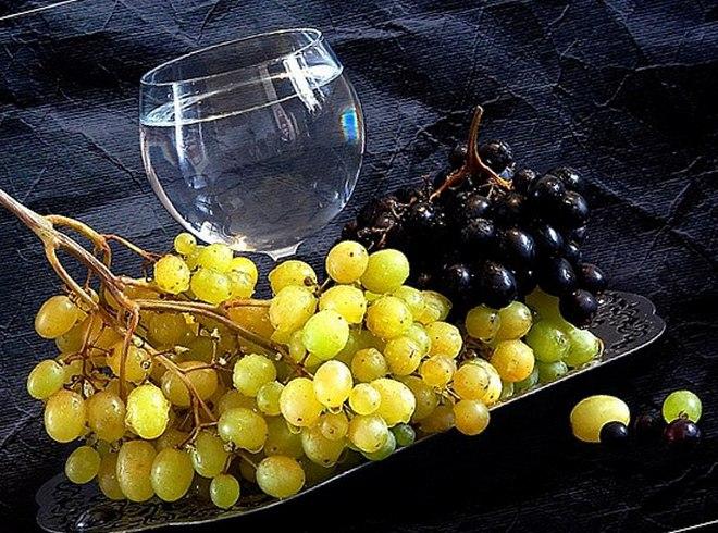 Сделать вино с винограда в домашних условиях